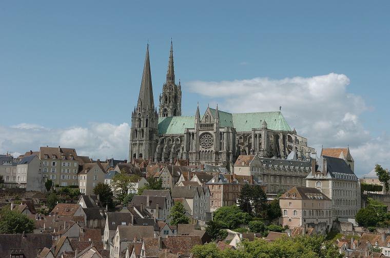 Cathédrale de Chartres - © Office de Tourisme de Chartres - G. Osorio