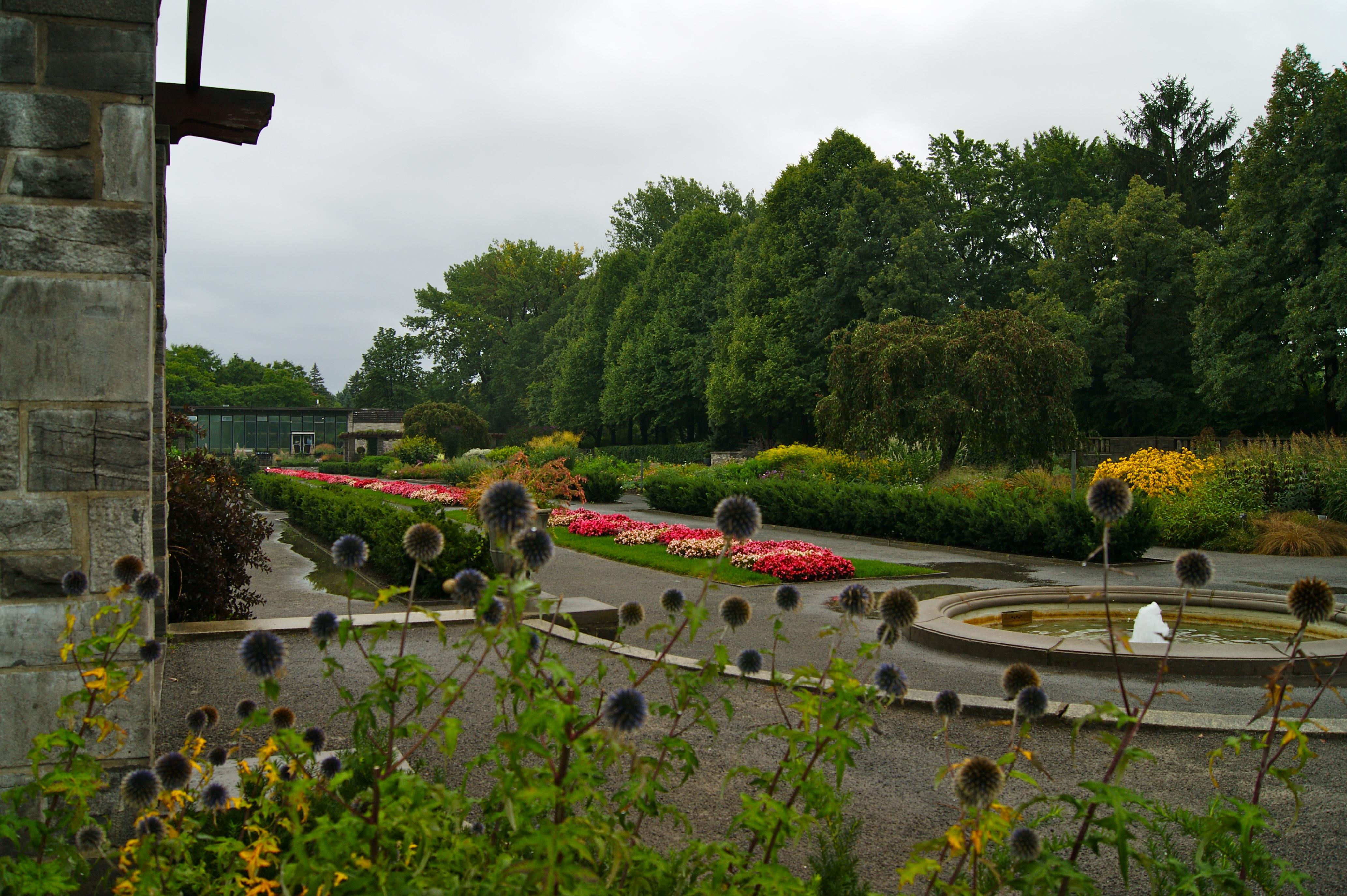 Montr al et son jardin botanique eclat de soi for Jardin botanique montreal 2016