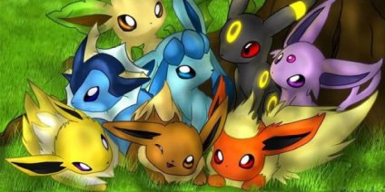 pokemon_evoli_evolutions